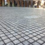 Nanocoating stone A horizontale oppervlakte behandelen